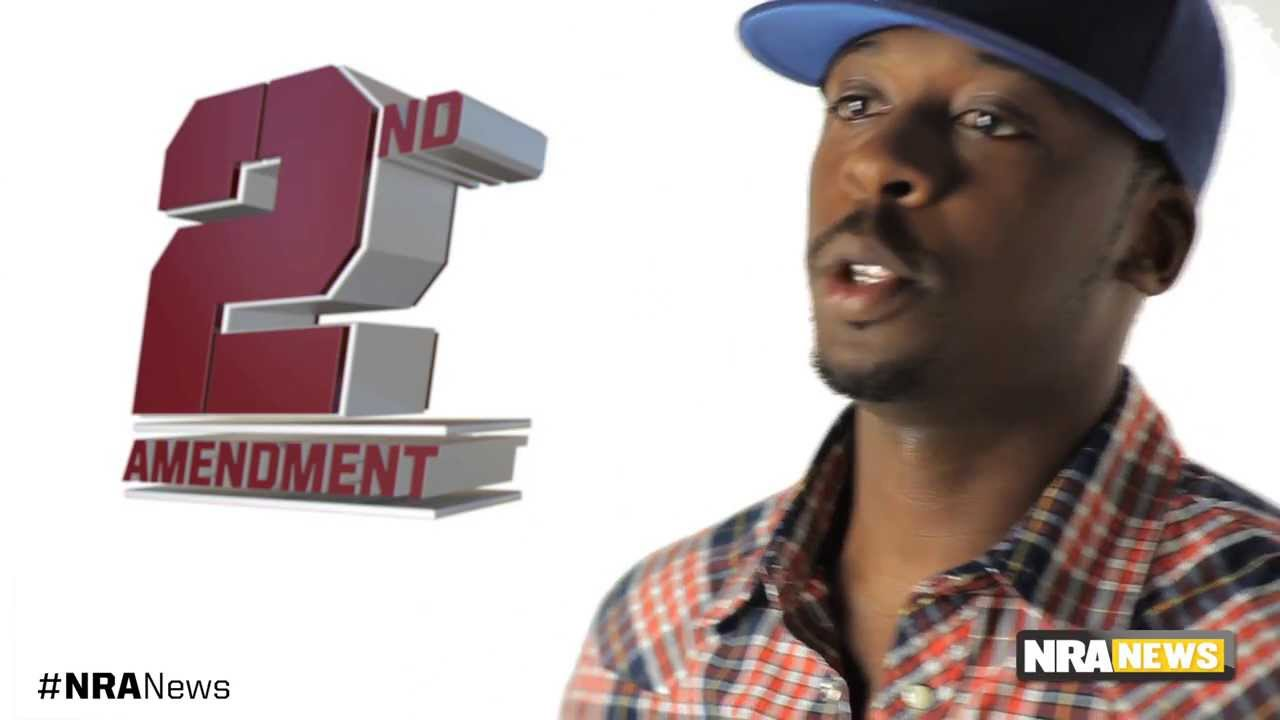 "Colion Noir for NRA News: ""Second Amendment is Outdated"""
