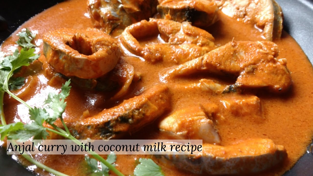 recipe: king fish curry mangalorean style [35]