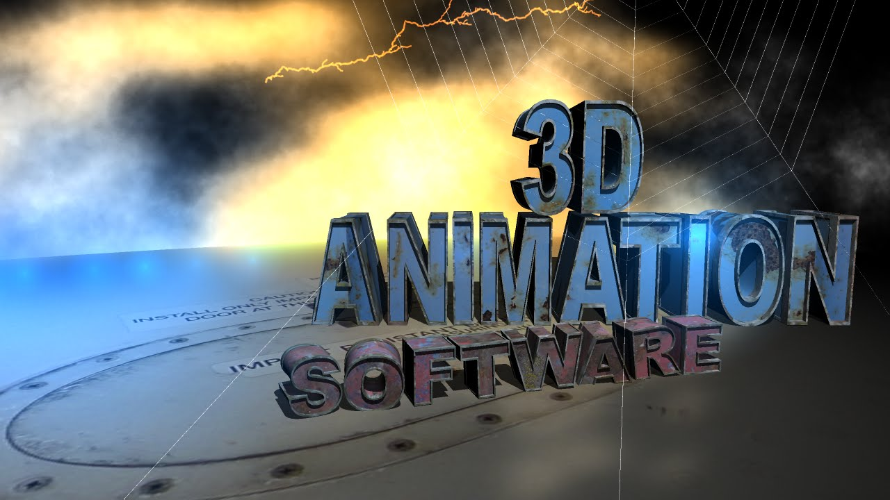 3d Animation Software 2018 3d Animation Programs Best 3d