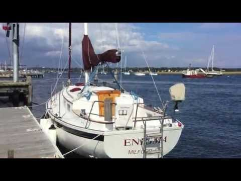 Aloha 32 Sailboat for Sale in Stratford CT
