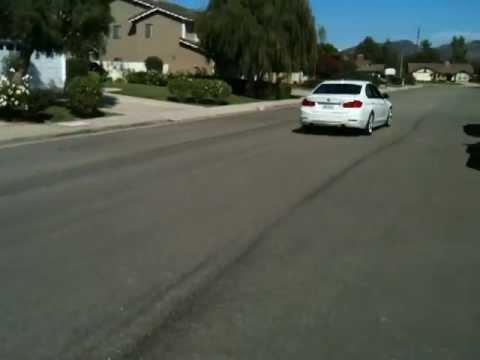 2012 BMW 335i F30 Turbo Whistle?