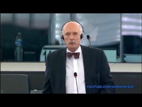 Janusz Korwin-Mikke o Europejskiej Agencji Kosmicznej