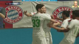 Bayern München 1:0 VfL Wolfsburg |LIVESTREAM| DFB Pokal Achtelfinale 07.02.2017 FIFA 17