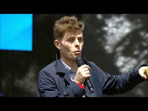 Alastair Parvin | Pilsētas un nākamā industriālā revolūcija | Festivāls iNOVUSS
