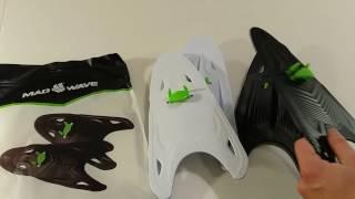 Лопатки Freestyle - видеообзор