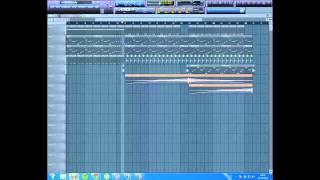 Martin Solveig & GTA - Intoxicated (FL Studio Remake)