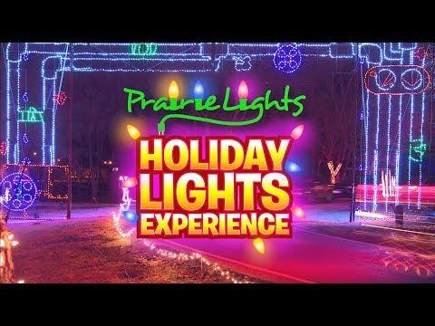 Prairie Lights 2018 | Lynn Creek Park on Joe Pool Lake | Grand Prairie, Texas
