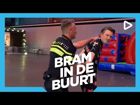 Gearresteerd op DYTG - Bram In De Buurt   SLAM!