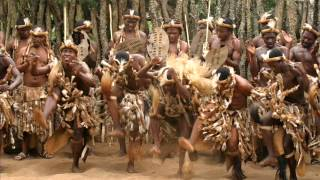 African Zulu Drum Music
