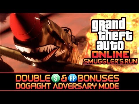 GTA Online Oct23rd Newswire! 2x GTA$ Client Jobs & Smugglers Run Discounts! - GTA News & Updates