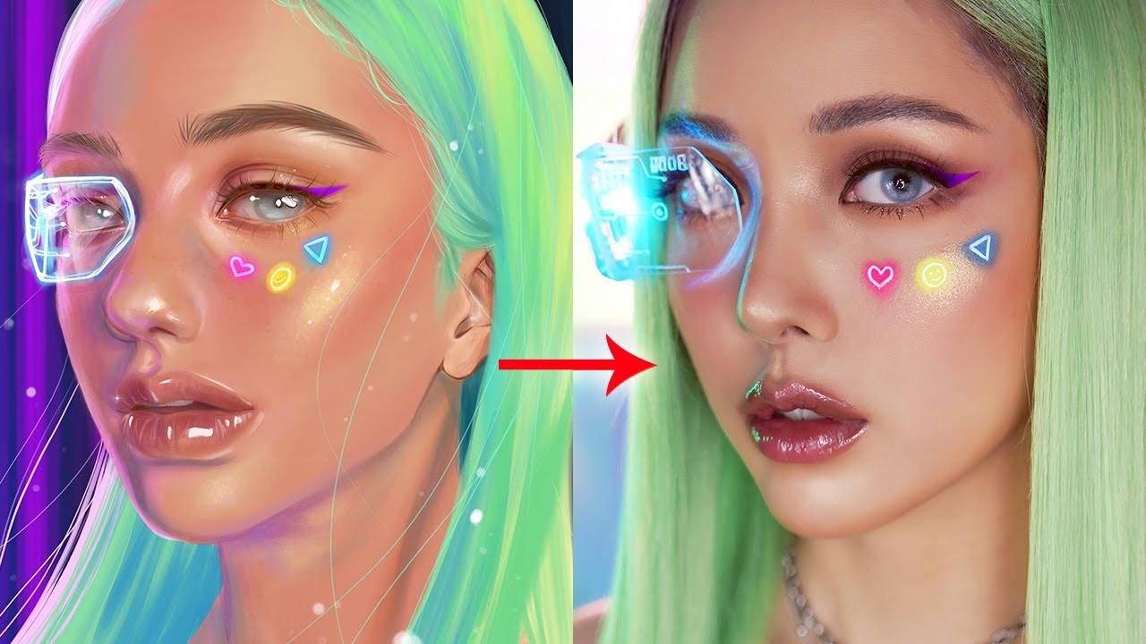 🎨내가 그린 그림이 현실이 된다면?