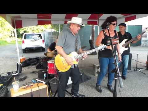 Carol Fredericks With The Bob Lanza Blues Band