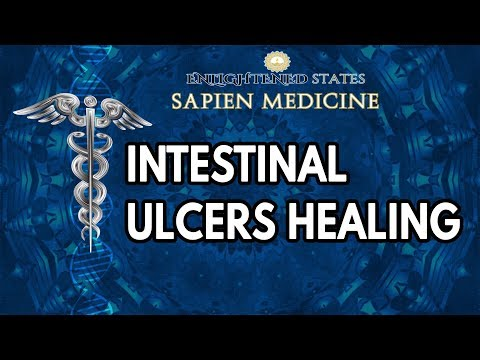 Stomach and Intestinal Ulcers healing