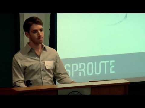 NJ Tech Meetup 38 w/ Lewis Schiff. Startups: Geekrowd, Sproute, IBE.net
