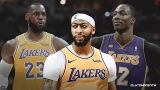 5 Keys To Success For The Lakers this Season!