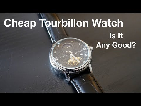 Cheap Tourbillon Watch - Is It Any Good