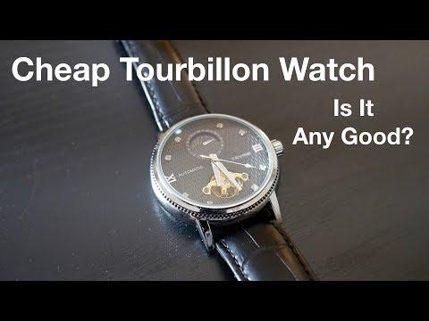 Cheap Tourbillon Watch - Is It Any Good