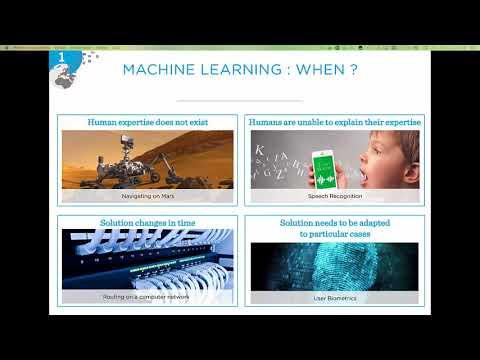 Le Machine Learning de A à Z