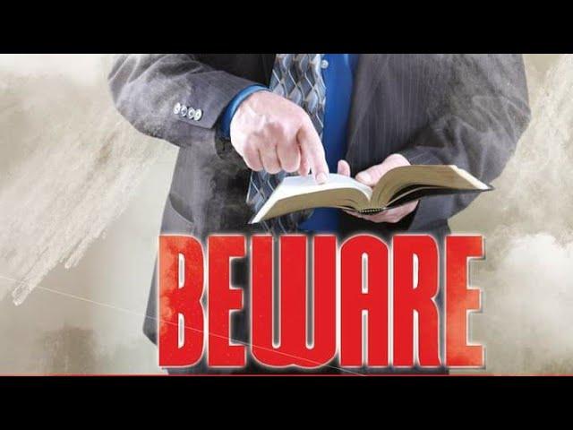 Beware | Sr Pastor Vasiliy Kondratyuk 9.6.2020