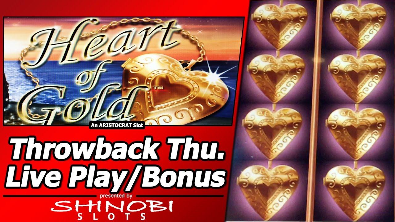 Heart Of Gold Slot