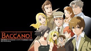 Baccano - Kato Reviews