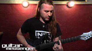 Michael Keene - The Faceless: GuitarMessenger.com Masterclass