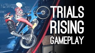 Trials Rising Gameplay: Let