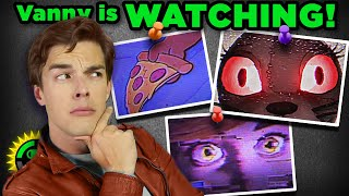 FNAF, I'm Being WATCHED?! (Freddy & Friends On Tour Reaction)