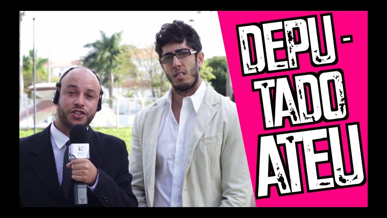Deputado Ateu - DESCONFINADOS