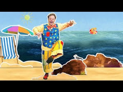 Mr Tumble Something Special Out And About The Beach