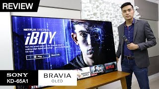 Review | SONY OLED TV KD-65A1 (65