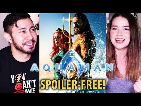 AQUAMAN   Review   Spoiler-Free   GETJaby Edition!