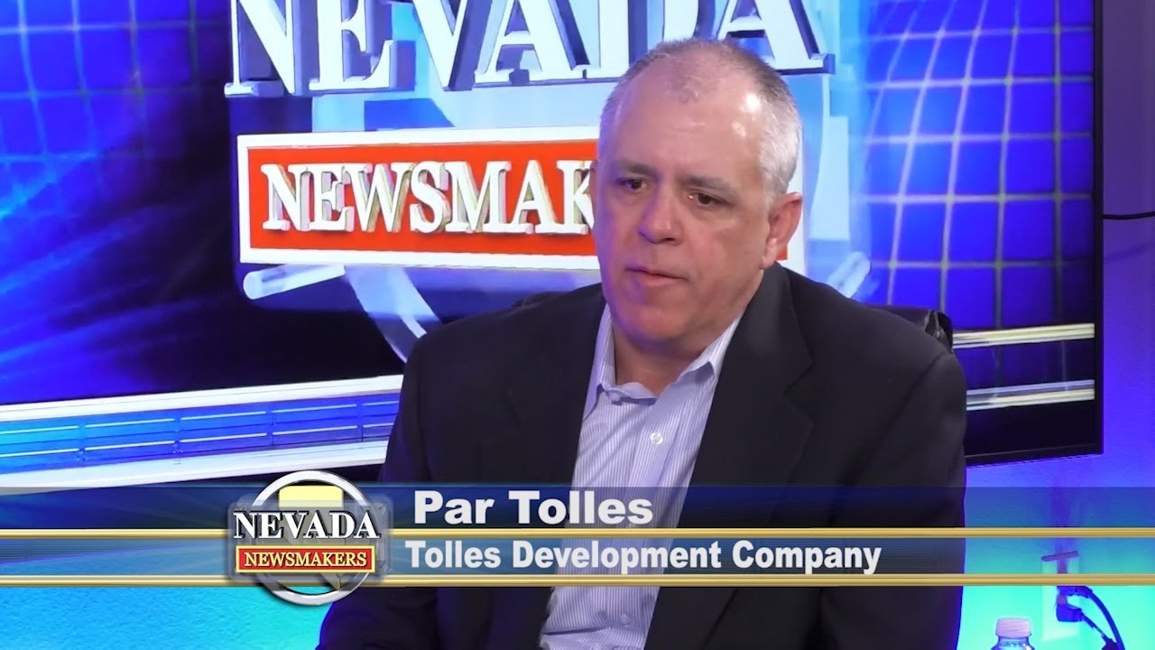 Par Tolles on Nevada Newsmakers