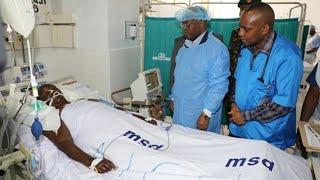 BREAKING! Msiba Mzito IKULU, Rais Magufuli amefiwa na Dada yake Monica Joseph Magufuli