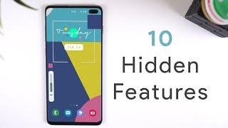 Hidden Features every One UI 2.0 user should know!