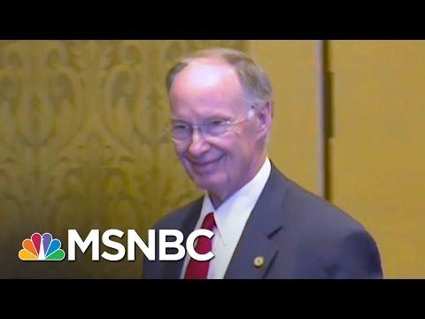 Lurid Details Exposed In Report On Robert Bentley | Rachel Maddow | MSNBC