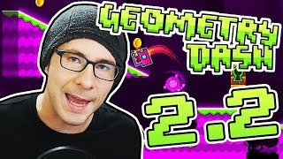 Geometry Dash 2.2 [NEW SNEAK PEEK] Controversy Discussion