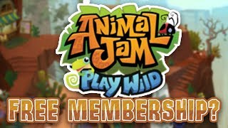 Buying a Membership Without Using Money *NEW FEATURE* || Animal Jam