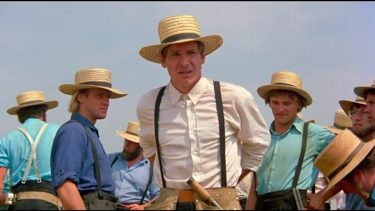 witness scenes analyses peter weir There is not a wasted or unnecessary shot in peter weir's witness, or a superfluous line of dialogue like the great barn-raising scene late in the second act, the film's construction is.