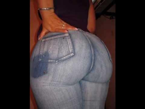 Culona de jeans en el mercado - 1 part 8