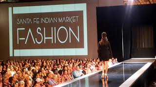 SF INDiAN MARKET 2019 - SWAIA HAUTE COUTURE FASHION SHOW