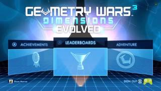 Geometry Wars 3: Dimensions Evolved (Native Shield Android TV)