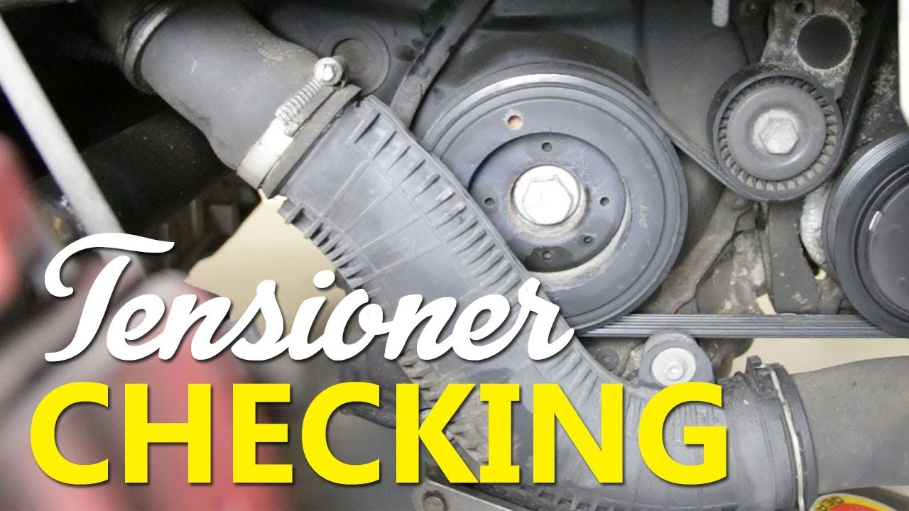 How to Check your 2 0t TSI Timing Chain Tensioner