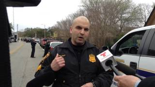 Police update on the lockdown at Hidden Forest Elementary on Election Day