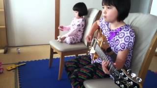 Audrey Plays Guitar-Bring Me to Life- Evanescence 110K (ROCKSMITH) ...