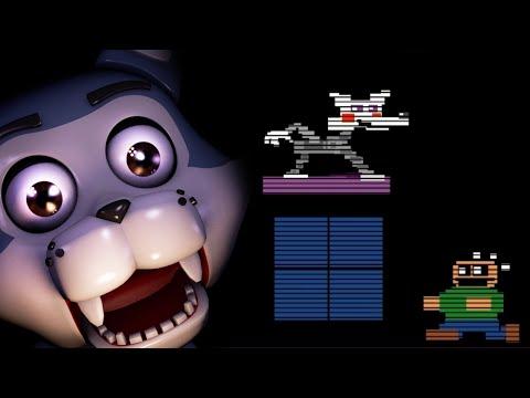 Five Nights at Freddy's 3 - 6 НОЧЬ (Секреты Игры)