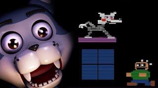 Five Nights at Freddy s 3 6 НОЧЬ Секреты Игры
