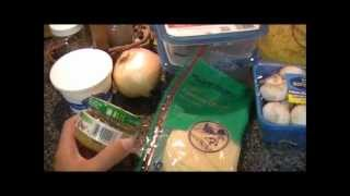 Philly Cheese Steak Stuffed Bell Peppers ...VEDA Day 17 Thumbnail