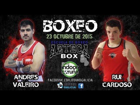 CORUÑA 10/15 Andres Valeiro -vs- Rui Cardoso