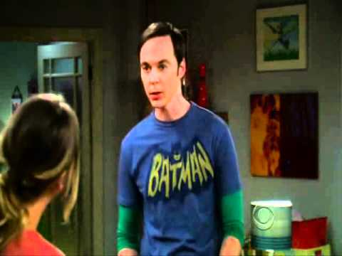The Big bang Theory- Sheldon asked penny on a date S5x10